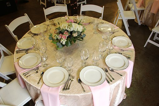 Table, Banquet, Wedding, Restaurant, Party, Catering