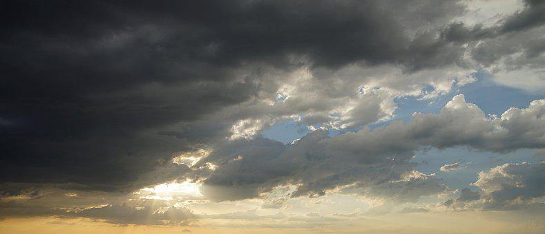 Sky, Clouds, Nature, Light, Weather, Scenic, Atmosphere