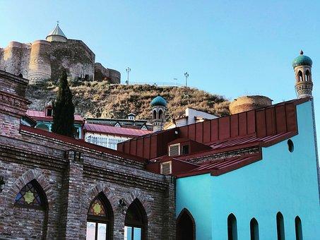 Ancient, Hill, Travel, Architecture, Tourism, Landmark
