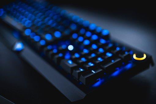Keyboard, Technology, Office, Internet, Desk, Typing