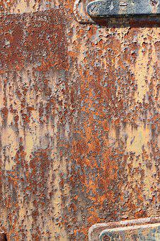 Rusty Metal, Rusty Steel, Steel, Metal, Rusty, Iron