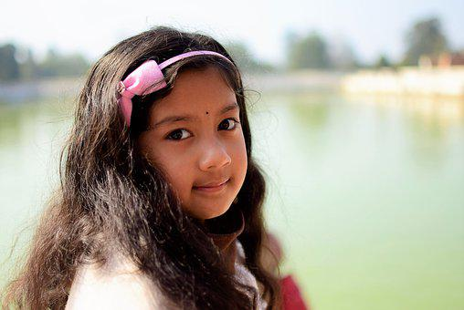 Innocent, Smile, Girl, Kid, Face, Nepal, Innocence