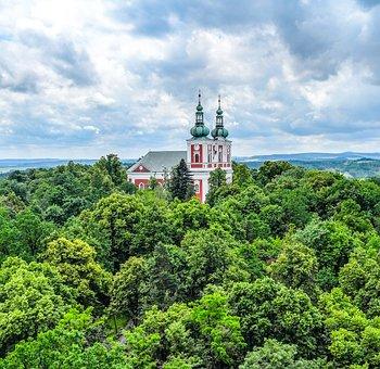 Krnov, Czech Republic, Silesia, Hunters Village, Cz