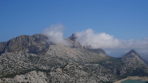 Tramuntana, Mallorca, Mountains, Balearic Islands Spain
