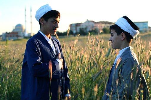 Child, Muslim Children, Muslim, Islam, Male, Children