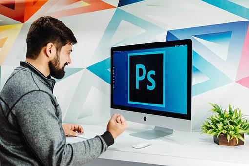 Photoshop, Imac, Mac, Computer, Apple, Programming