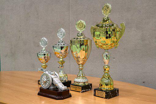 Cups, Tournament, Trophy, Scorer, Profit