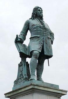 Monument, Georg Friedrich Händel, Handel, Saxony-anhalt