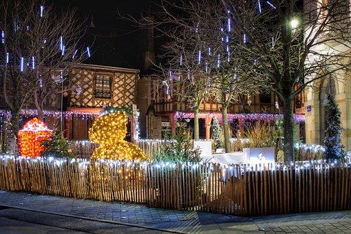 Christmas Lights, Fairy Lights, String Lights