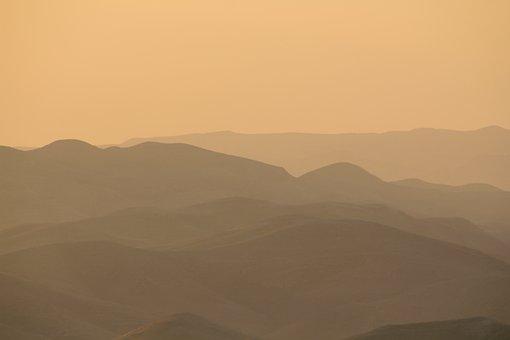 Sunset, Sky, Landscape, Nature, Sunrise, Clouds