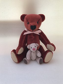 Teddy Bears, Cute, Sweet, Friends