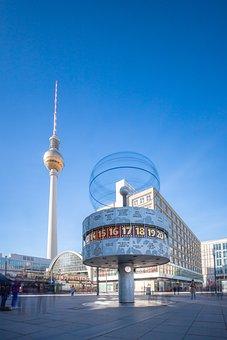 Berlin Alexanderplatz, World Clock, World, Country