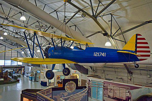 Airplane, Aircraft, Plane, Museum