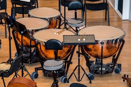 Music, Concert, Sheet Music, Band, Musician