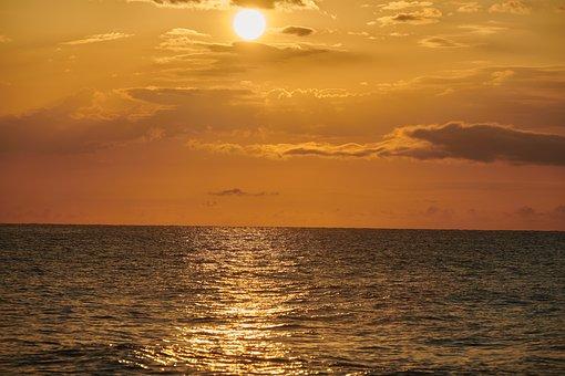 Tropical, Dominican Republic, Beach, Sosua