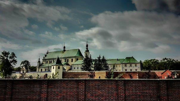 Leżajsk, Monastery, Church, Bernardine, Poland