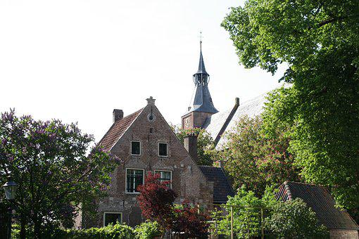 Hattingh, Church Tower, Middle Ages, Townhouses