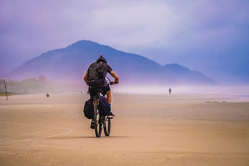 Bike, Cycling, Sport, Cyclist, Exercise, Landscape