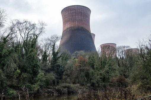Ironbridge, Power Station, Dale End