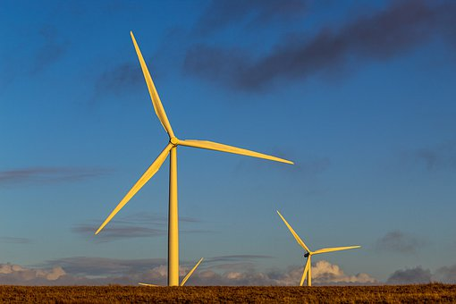Windmill, Spin, Electricity, Innovation, Renewable