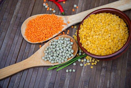 Pulses, Lentils, Beans, Food, Legume, Healthy