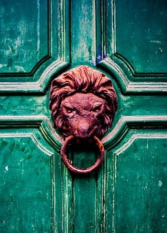 Door, Input, Intake, Passage, Mystery, Melancholy