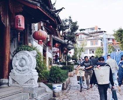 China, Traditional, Asian, Lantern, Culture, Life