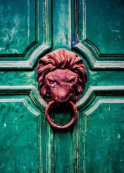 Door, Input, Lion, Gate, Decision, Goal