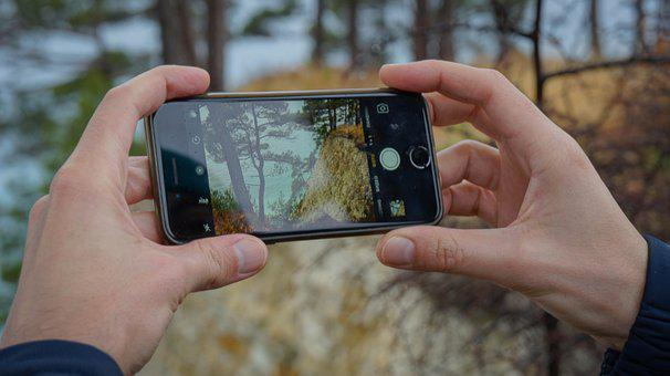Mobile, Phone, Mobile Phone, Snapshot, Take A Photo