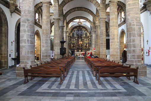 Cadiz, Cathedral, Church, Temple, Old Cathedral, Spain