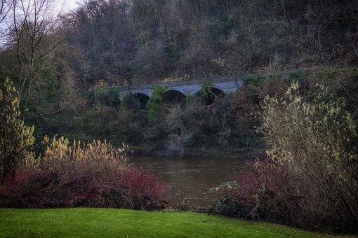 The Viaduct, Severn Way, Ironbridge, Shropshire