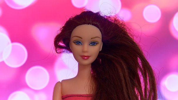 Barbie, Doll, Face, Girl, Toys, Model, Head, Portrait