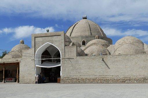 Bukhara, Uzbekistan, Architecture, Central Asia