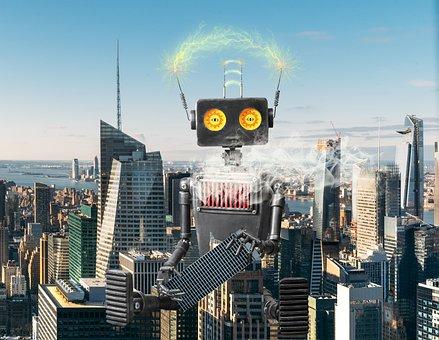 New York, Robot, Master Builders, Housebuilding, Build