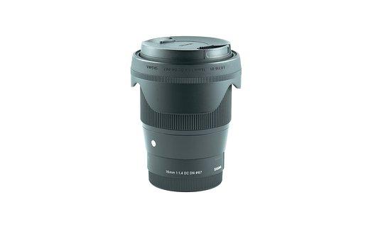 Sigma, Lens, Camera, Photographer, Wide Angle
