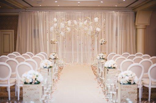 Wedding, Interior, Design, Flowers, Decor, Rose, Candle