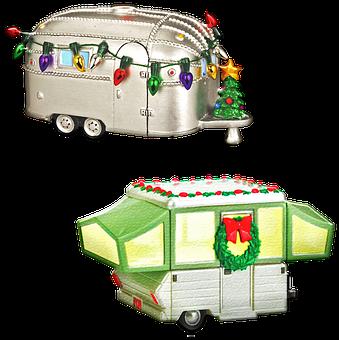 Christmas Trailer, Caravan