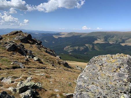 Romania, Carpathian Mountains, Offroad, Landscape