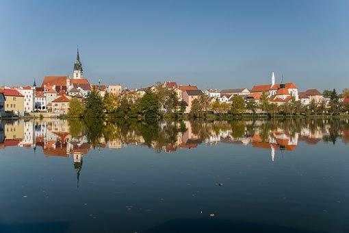 Jindřichův Hradec, Czech Republic, Southern Bohemia