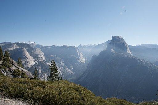 El Capitan, Yosemite, National Park, Mountains