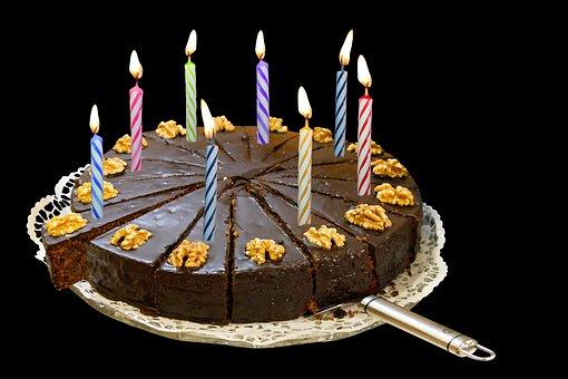 Emotions, Birthday, Greeting Card, Greeting, Candles