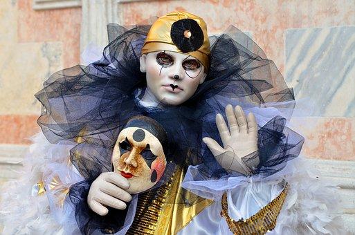 Venice Mask, Venice, Venice Carnival, Carnival, Italy