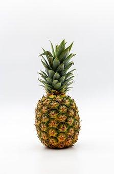 Fruit, Pineapple, Tropical, Mat, Cute, Vitamins, Mature
