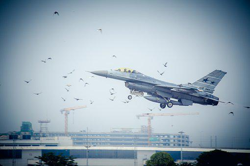 Jet, Fighter, Plane, Military, Aircraft, Airplane, War
