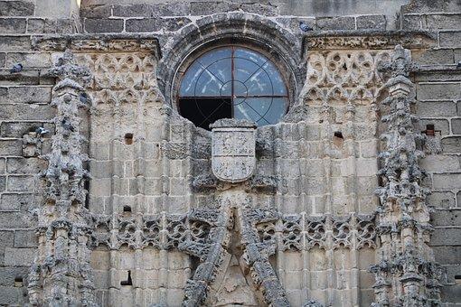 The Port Of Santa Maria, Monastery, Convent, Church