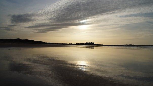 Ireland, Beach, Ocean, Hotel, Yoga, Relaxation, Nature