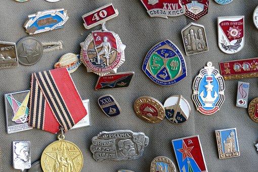 Military, Soldier, Uniform, Order, Russia, Samarkand