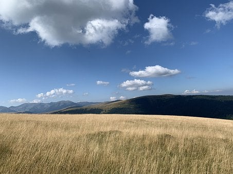 Panorama, Romania, Carpathian Mountains, Mountains