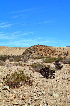 Chile, Nature, National Park, Landscape, Sky, Desert