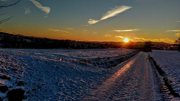 Winter, Snow, Snow Landscape, Cold, Sun, Winter Magic